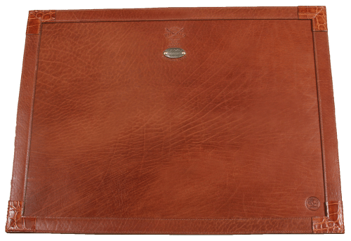 Leather No. 17 Desk Pad