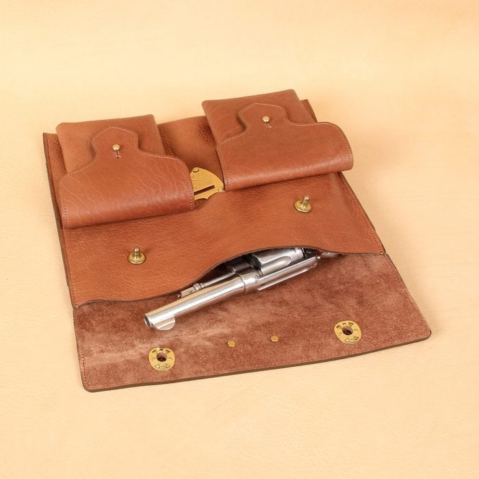 No  45C Concealed Carry Pocket - American Buffalo